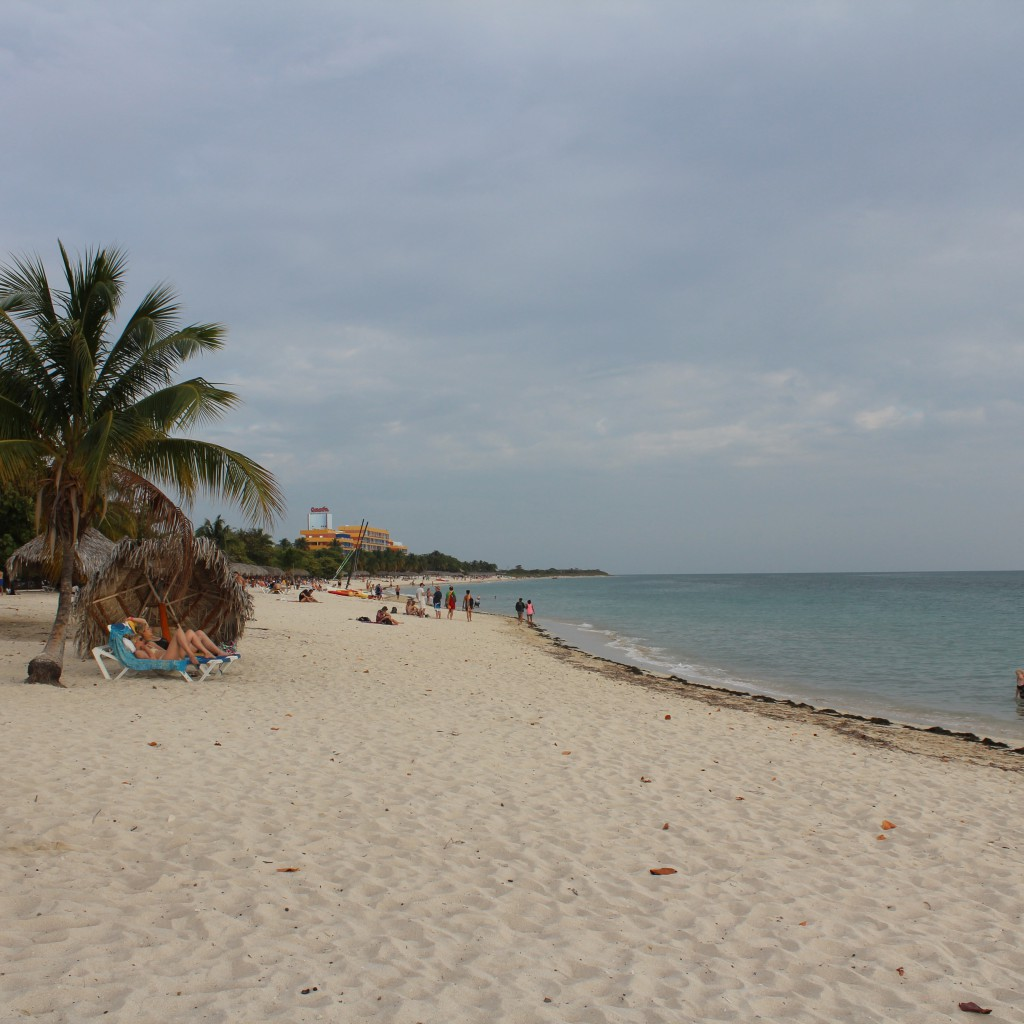 Playa Ancon bei Trinidad